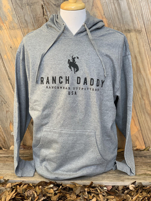 RANCH DADDY GRAVEL BUCKER HOODED SWEATSHIRT - Patton's