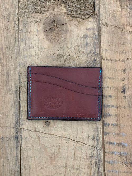 HP CUSTOM MINIMALIST 5 POCKET FRONT POCKET WALLET - Patton's