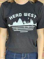 RODEO TRIBE HEAD WEST GRAPHIC TEE - Patton's