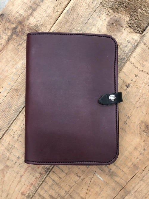 HP CUSTOM LEATHER PORTFOLIO - Patton's