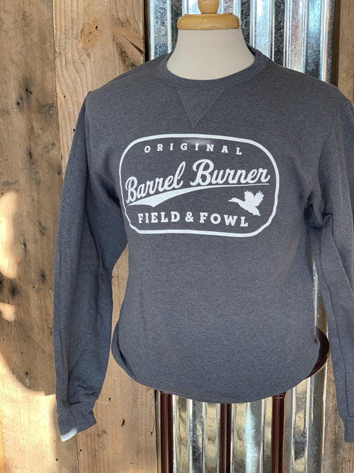 FIELD & FOWL BARN BURNER GRAPHIC SWEATSHIRT - Patton's