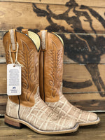 "PATTON'S ANDERSON BEAN EXCLUSIVE ""THE HARVEY"" TAN ELEPHANT - Patton's"