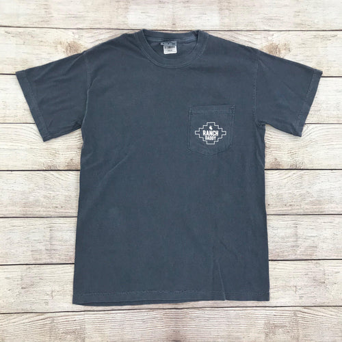RANCH DADDY SANTA FE SS TEE