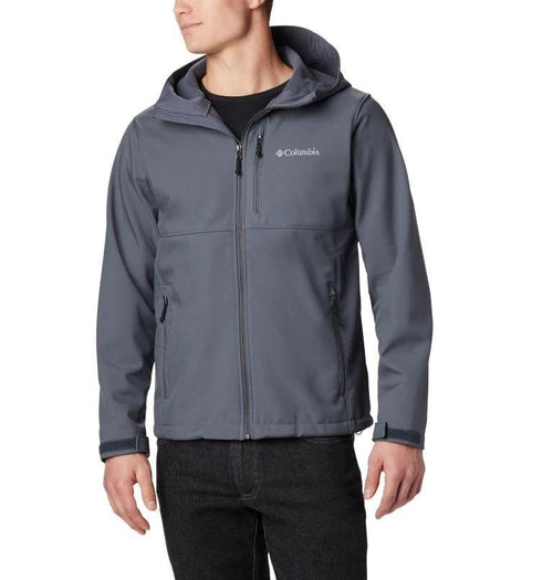 COLUMBIA ASCENDER HOODED SOFTSHELL JACKET - Patton's