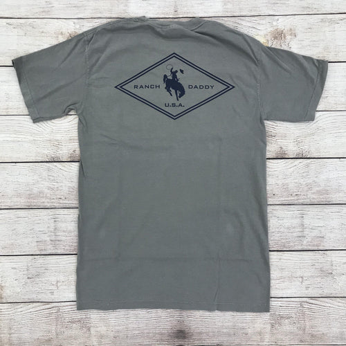 RANCH DADDY DIAMOND SS TEE - Patton's