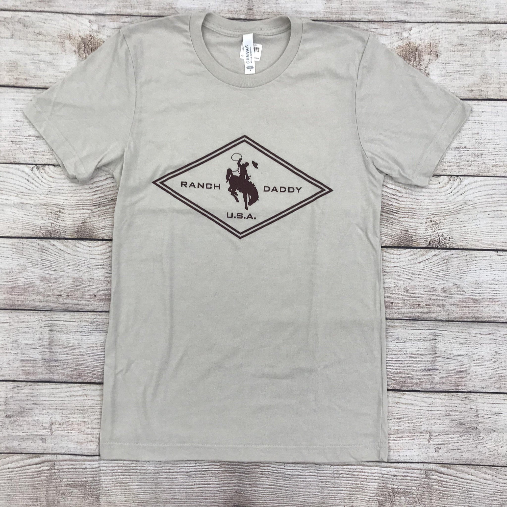 RANCH DADDY DIAMOND SS TEE