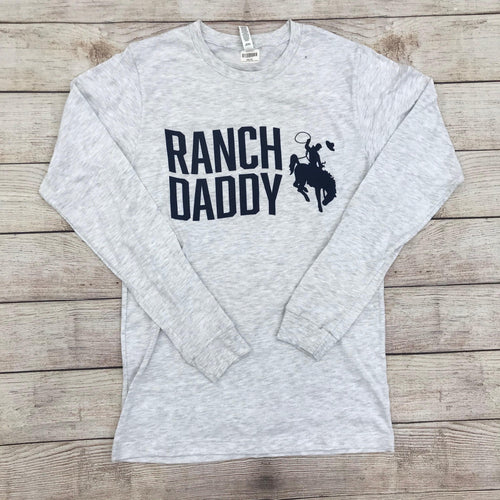 RANCH DADDY WAVE LS TEE - Patton's