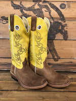 ANDERSON BEAN KIDS LIMITED EDITION ROUGHRIDER ROUGHOUT BOOTS