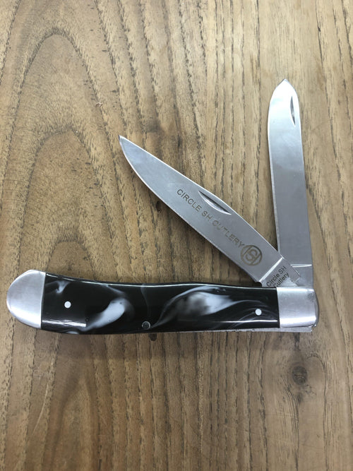 MARBLED BLACK TRAPPER - Patton's