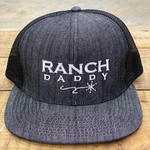 RANCH DADDY RETRO DENIM CAP - Patton's