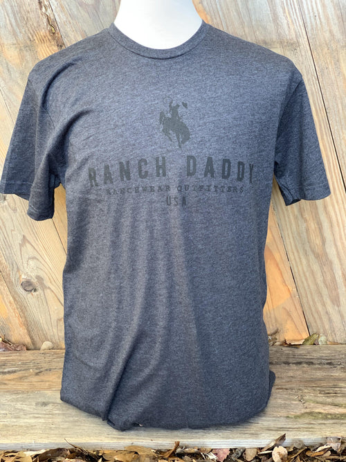RANCH DADDY GRAVEL BUCKER SS GRAPHIC TEE - Patton's
