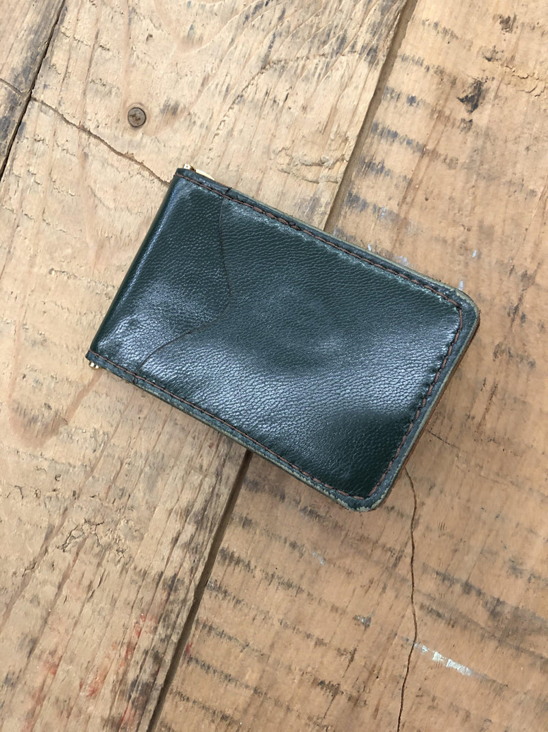 HP CUSTOM FRONT POCKET WALLET - Patton's