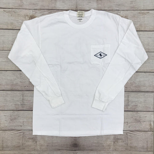 RANCH DADDY DIAMOND LS TEE