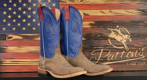 "PATTON'S ANDERSON BEAN EXCLUSIVE ""THE BRIAN"" AMERICAN COWBOY - Patton's"