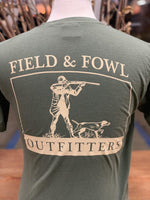 FIELD & FOWL SHOOTER SS POCKET TEE - Patton's