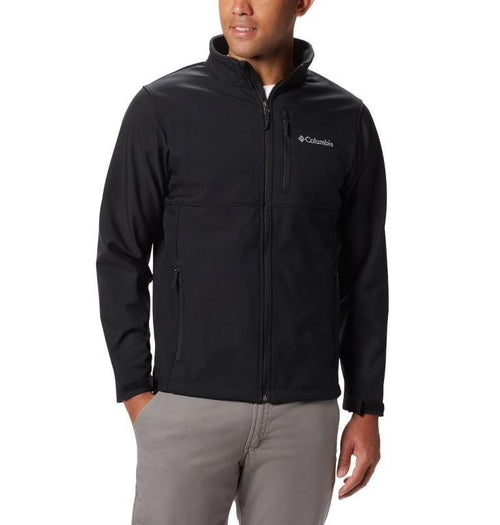 COLUMBIA ASCENDER SOFTSHELL JACKET - Patton's