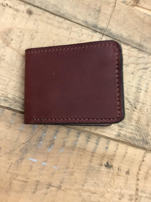 HP CUSTOM FRONT MINIMALIST WALLET - Patton's