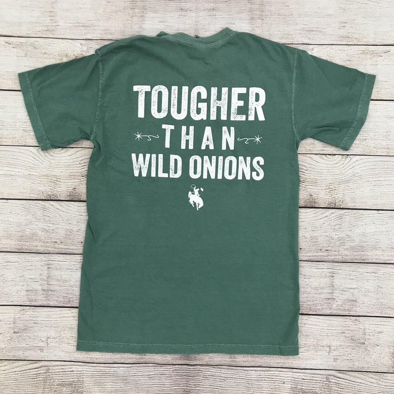 RANCH DADDY WILD ONIONS SS TEE - Patton's