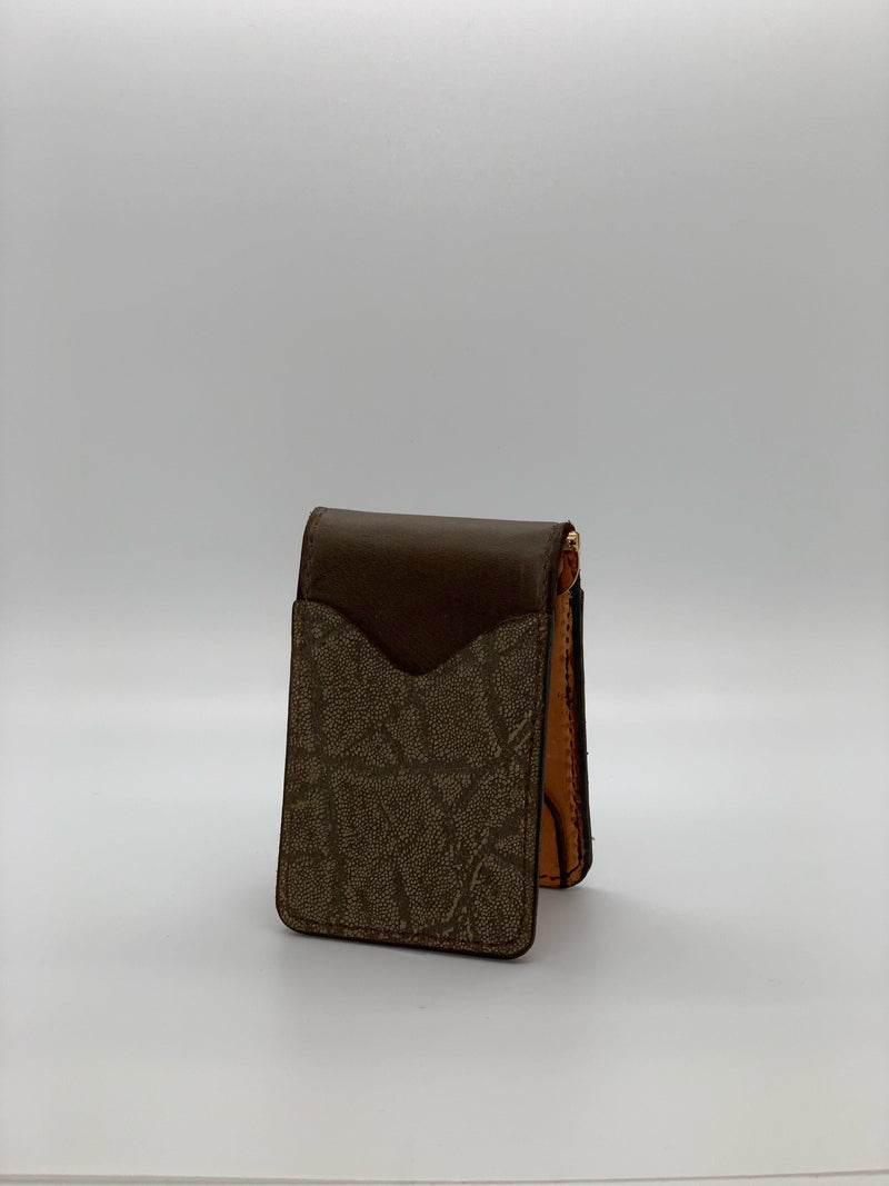 HP CUSTOM PREMIUM LEATHER FRONT POCKET WALLET