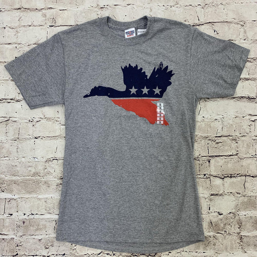 FIELD & FOWL PATRIOT DUCK SS GRAPHIC TEE - Patton's