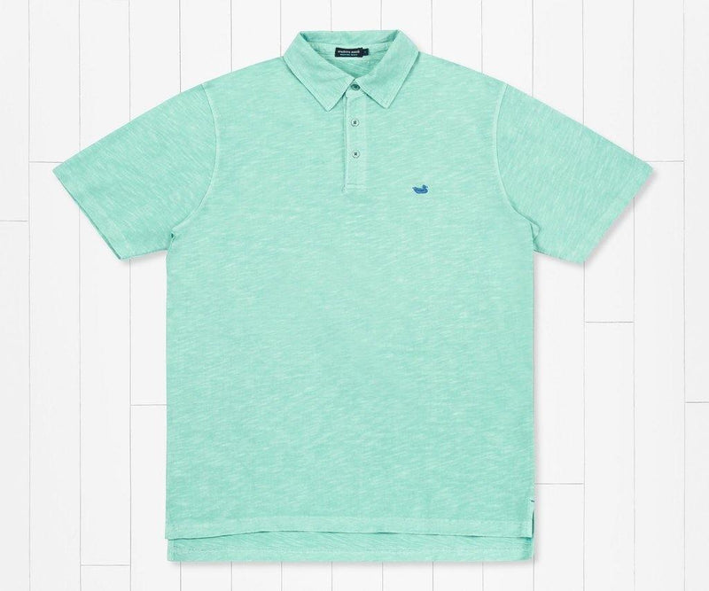 SOUTHERN MARSH SEAWASH™ SLUB POLO - Patton's