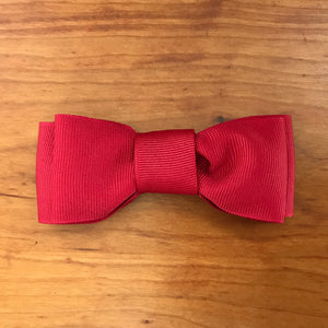 Cranberry Bow/Bow Tie