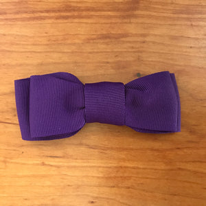 Purple Bow/Bow Tie