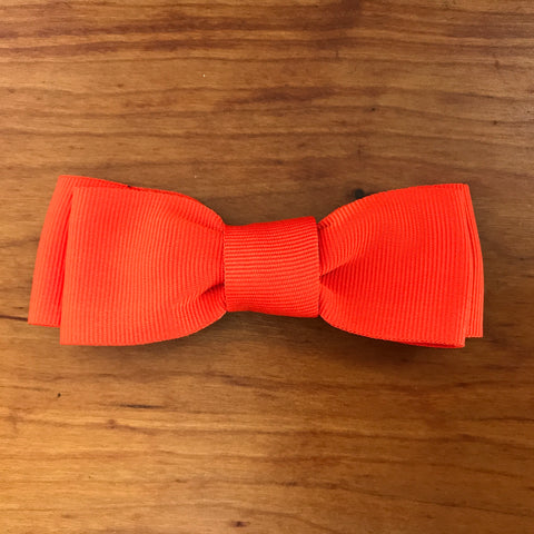 Orange Bow/Bow Tie