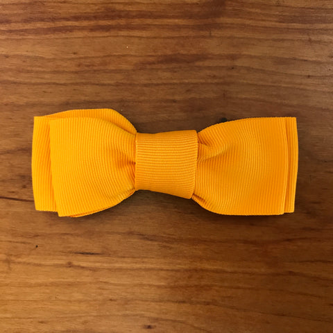 Yellow Bow/Bow Tie