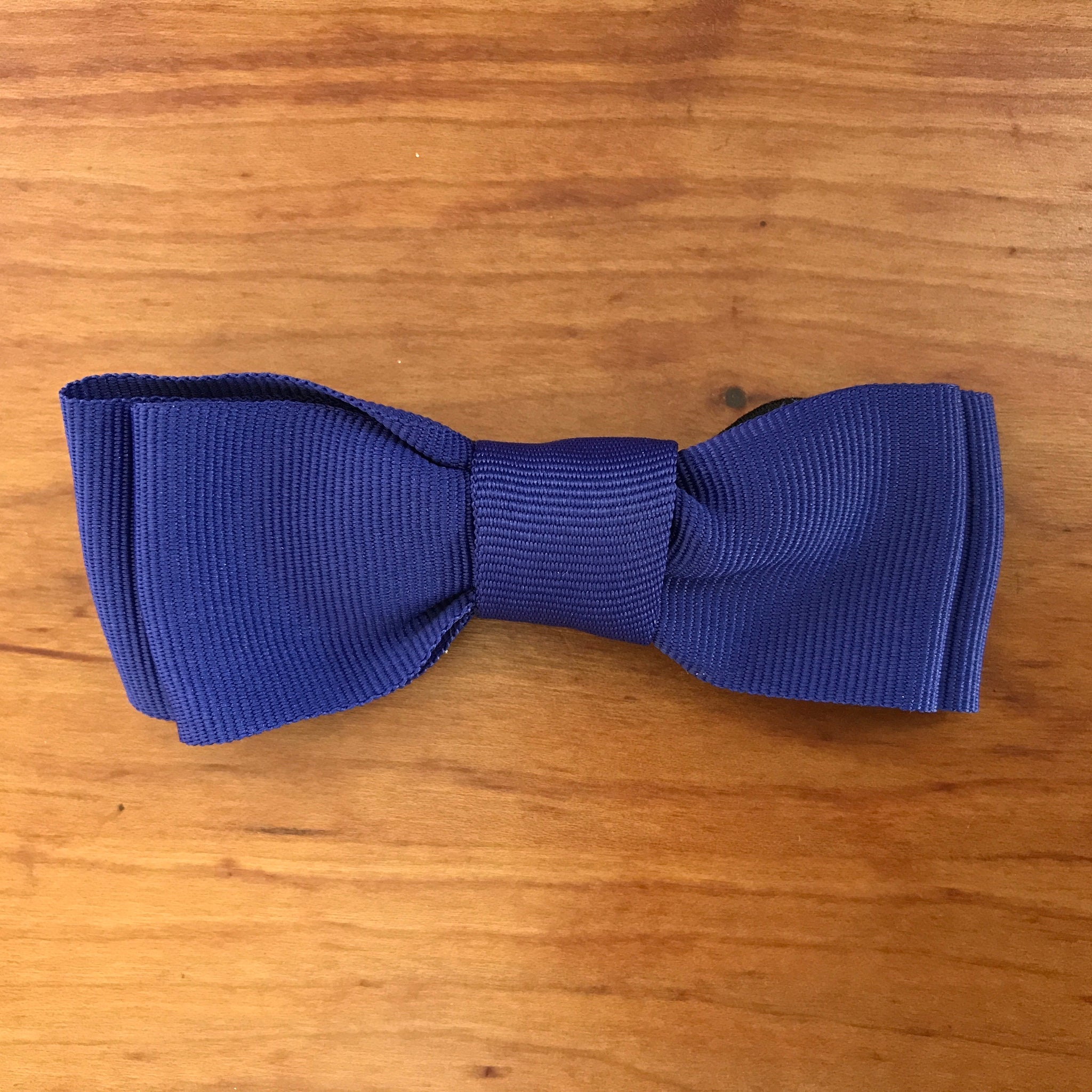 Blue Bow/Bow Tie