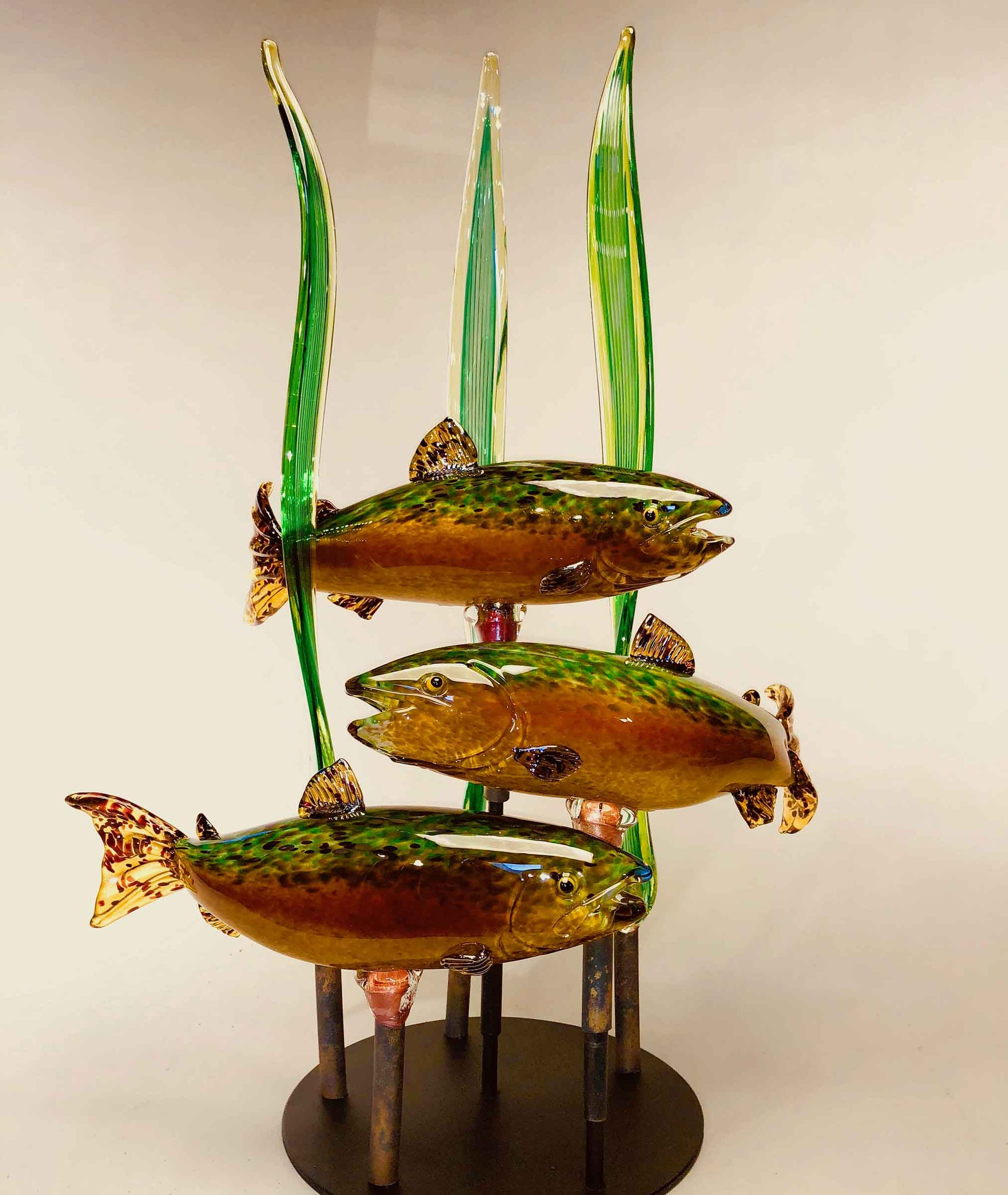 Fish Brown Trout Arrangement