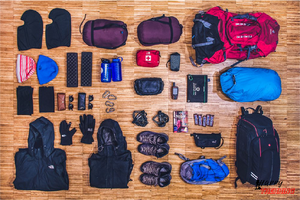 Trekking Equipment list for your Journey