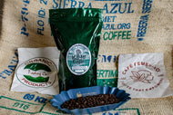 Mexico Chiapas Sierra Azul SHG - Organic/Fairly Traded