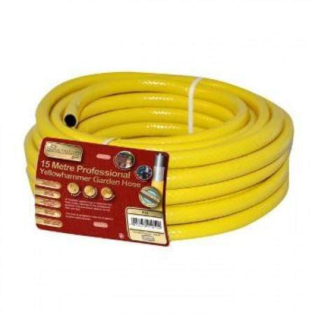 Crafty Gardens 15m Yellow Hammer Hoses BP715