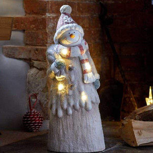Crafty Gardens & Drones Stones Frosty Snowman 2535028 5050642055154