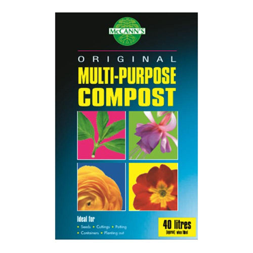 Crafty Gardens McCann's Multi Purpose Compost 40L 07339909