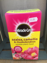 Load image into Gallery viewer, Crafty Gardens Miracle-Gro Azalea, Camellia & Rhododendron Soluble Plant Food - 1kg