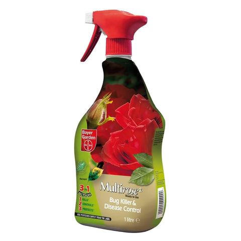 Crafty Gardens Multirose Bug Killer and Disease Control