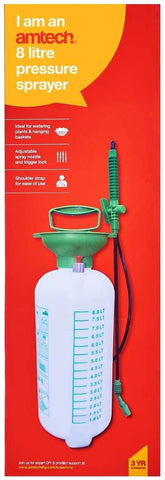 Crafty Gardens Pressure Sprayer - 8L