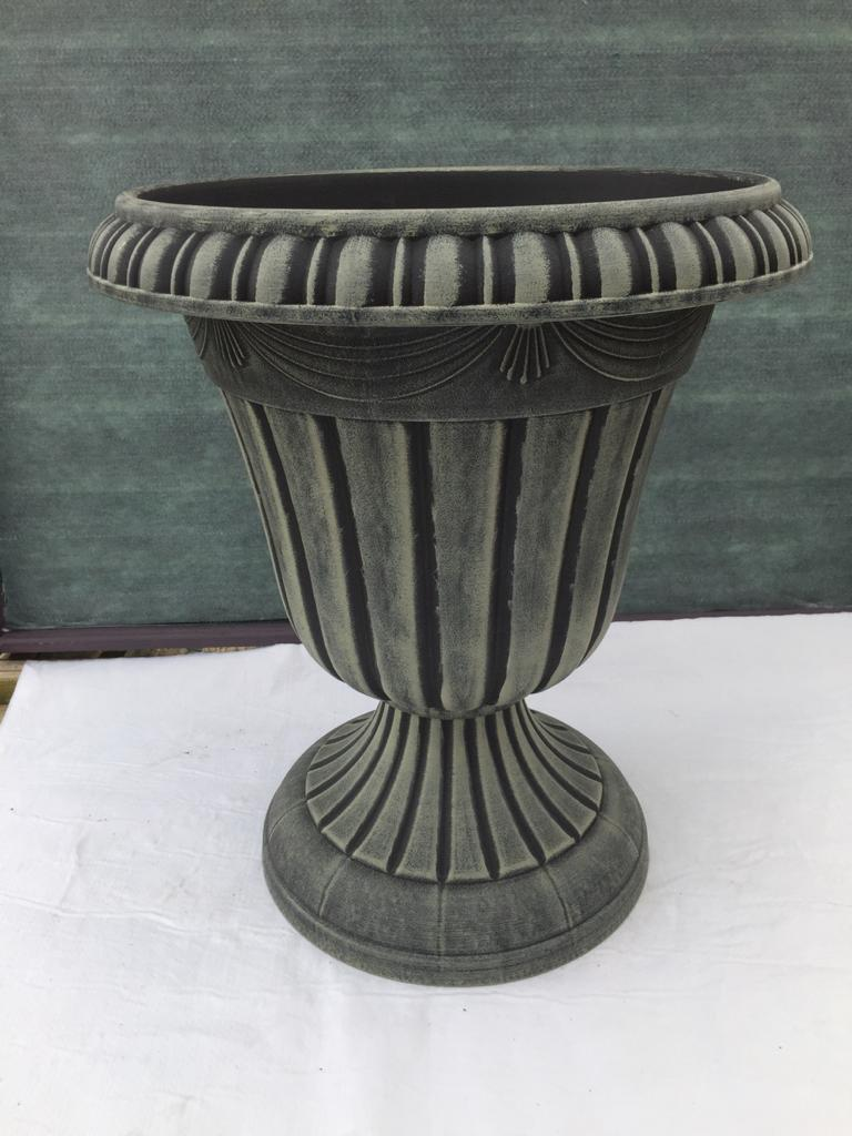 Crafty Gardens Stone Effect Urn Planter 50cm BPPOT10