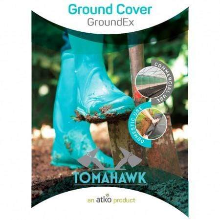 Crafty Gardens Tomahawk GroundEx Weed Control Membrane