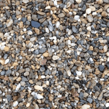 Load image into Gallery viewer, Drones Stones Bulk Bag (900kg) / 20mm Heather HEA20B