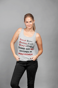 No Excuses Tank