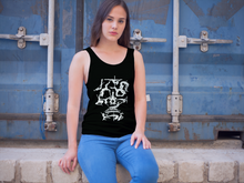 Load image into Gallery viewer, Skull Tank Top