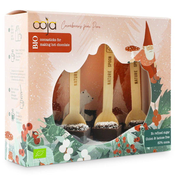 OOjA - Fairy Forest chocoladesticks