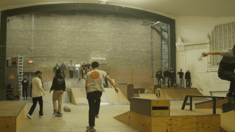Fargo Skateboarding Open Sessions