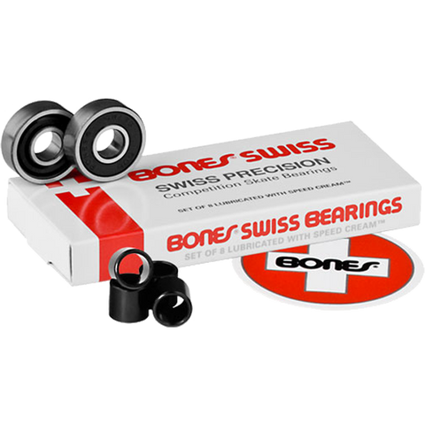Bones Swiss (Single Set) Bearings