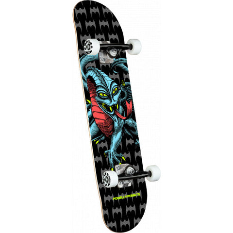 Powell 7.75 Caballero Dragon One Off Black Complete