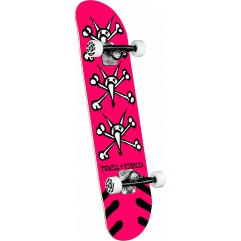 Powell 7.0 Vato Rats Pink Complete