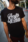 Underground Wheel Co. Health is Wealth Shirt